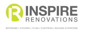 Inspire Renovations logo kitchen and bathroom fitters Cheshire, Manchester, Stockport